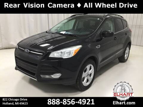 2014 Ford Escape for sale at Elhart Automotive Campus in Holland MI