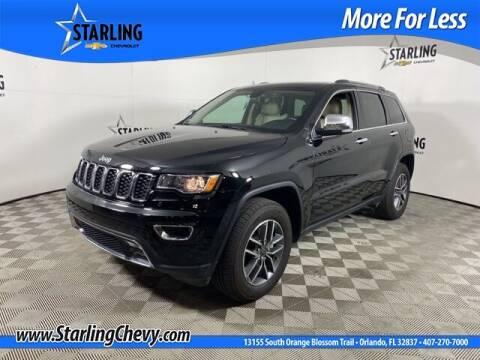 2020 Jeep Grand Cherokee for sale at Pedro @ Starling Chevrolet in Orlando FL