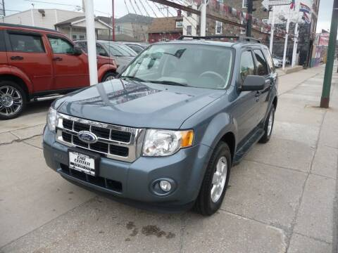 2011 Ford Escape for sale at CAR CENTER INC in Chicago IL