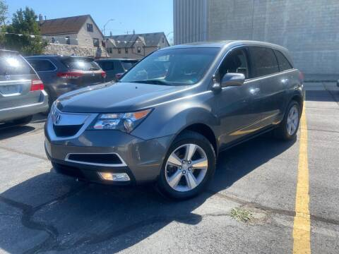 2012 Acura MDX for sale at Fine Auto Sales in Cudahy WI