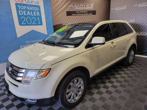 2007 Ford Edge for sale at X Drive Auto Sales Inc. in Dearborn Heights MI