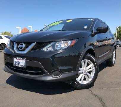 2017 Nissan Rogue Sport for sale at LUGO AUTO GROUP in Sacramento CA