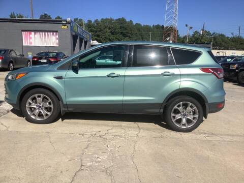 2013 Ford Escape for sale at ARIA AUTO SALES INC.COM in Raleigh NC