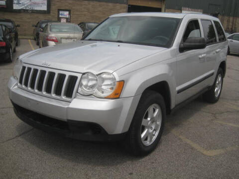 2008 Jeep Grand Cherokee for sale at ELITE AUTOMOTIVE in Euclid OH