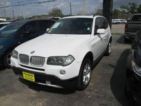 2007 BMW X5 for sale at Pasadena Auto Planet in Houston TX