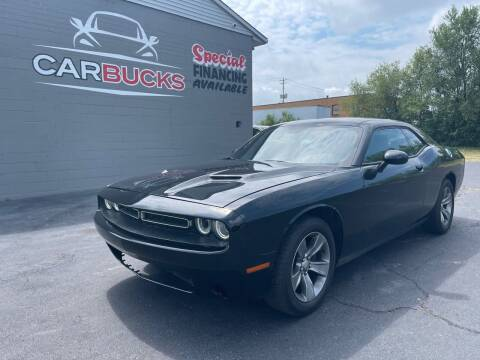 2015 Dodge Challenger for sale at Carbucks in Hamilton OH