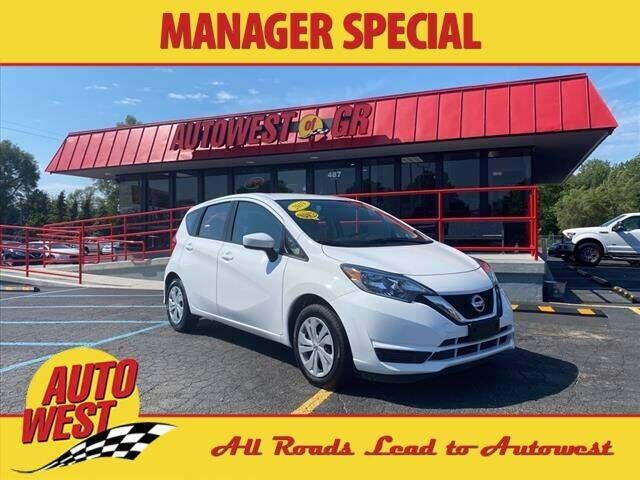 2019 Nissan Versa Note for sale at Autowest of GR in Grand Rapids MI