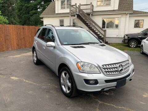 2006 Mercedes-Benz M-Class for sale at Lux Car Sales in South Easton MA