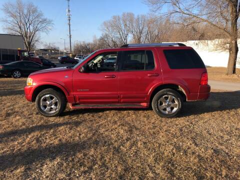 2005 Ford Explorer for sale at Velp Avenue Motors LLC in Green Bay WI