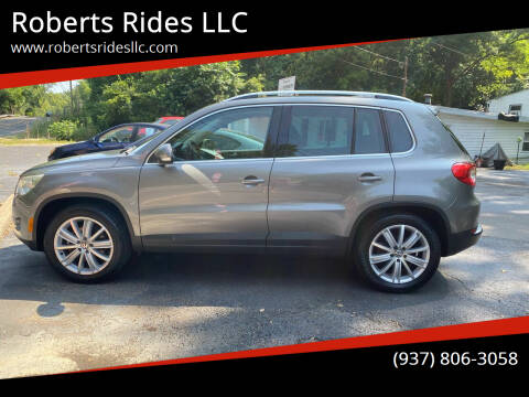 2009 Volkswagen Tiguan for sale at Roberts Rides LLC in Franklin OH