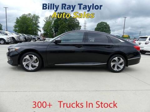 2018 Honda Accord for sale at Billy Ray Taylor Auto Sales in Cullman AL