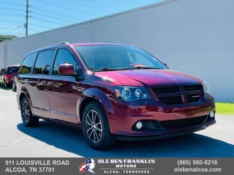 2018 Dodge Grand Caravan for sale at Ole Ben Franklin Motors-Mitsubishi of Alcoa in Alcoa TN