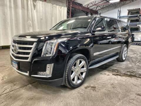 2015 Cadillac Escalade ESV for sale at Waconia Auto Detail in Waconia MN