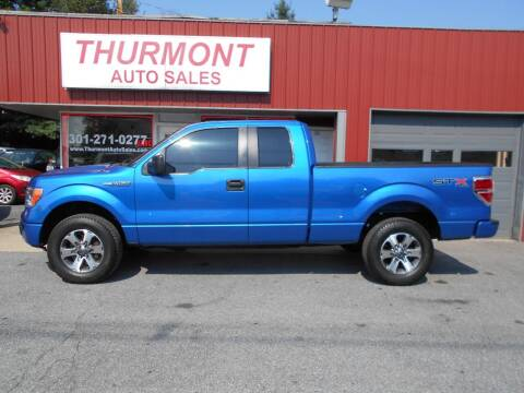 2013 Ford F-150 for sale at THURMONT AUTO SALES in Thurmont MD