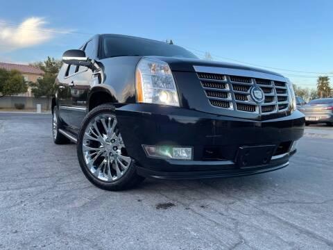 2011 Cadillac Escalade ESV for sale at Boktor Motors in Las Vegas NV