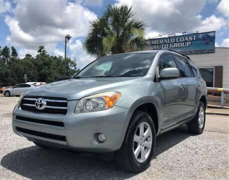 2007 Toyota RAV4 for sale at Emerald Coast Auto Group LLC in Pensacola FL
