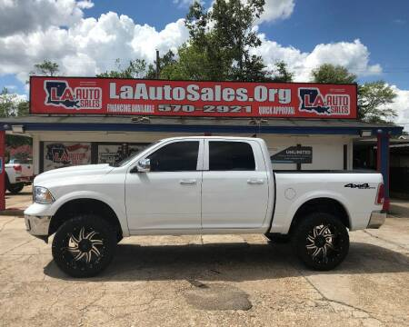 2015 RAM Ram Pickup 1500 for sale at LA Auto Sales in Monroe LA