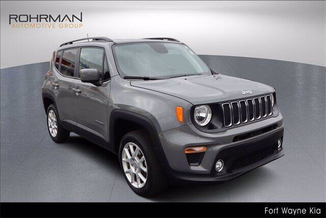 2020 Jeep Renegade for sale at BOB ROHRMAN FORT WAYNE TOYOTA in Fort Wayne IN