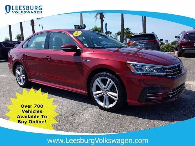 2018 Volkswagen Passat for sale in Leesburg, FL