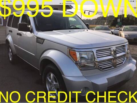 2008 Dodge Nitro for sale at Cooks Motors in Westampton NJ