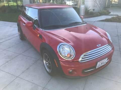 2011 MINI Cooper for sale at Top Motors in San Jose CA