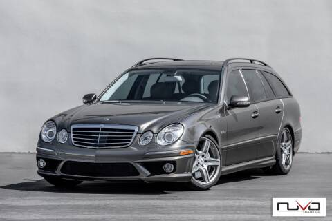 2008 Mercedes-Benz E-Class for sale at Nuvo Trade in Newport Beach CA