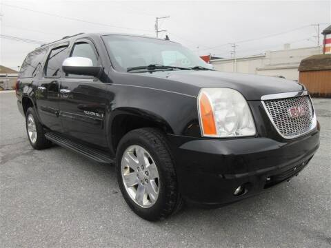 2008 GMC Yukon XL for sale at Cam Automotive LLC in Lancaster PA
