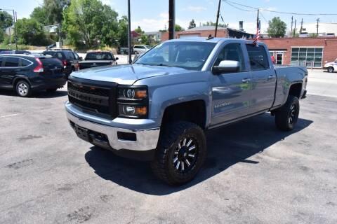 2015 Chevrolet Silverado 1500 for sale at Good Deal Auto Sales LLC in Denver CO