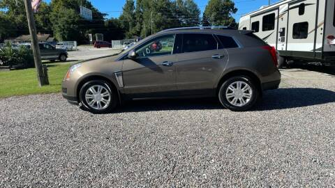 2014 Cadillac SRX for sale at Joye & Company INC, in Augusta GA