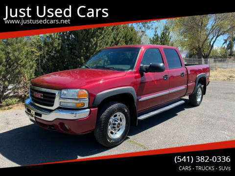 2005 GMC Sierra 1500HD for sale at Just Used Cars in Bend OR