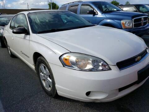2007 Chevrolet Monte Carlo for sale at Glory Auto Sales LTD in Reynoldsburg OH
