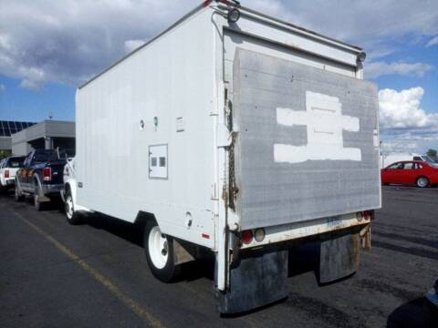 1993 GMC Forward Control Chassis