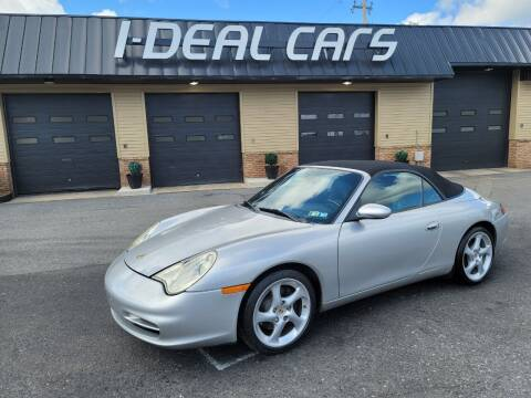 2004 Porsche 911 for sale at I-Deal Cars in Harrisburg PA