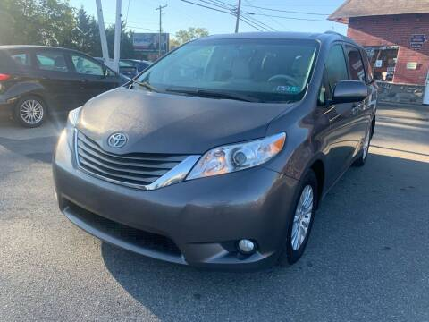 2014 Toyota Sienna for sale at Sam's Auto in Akron PA