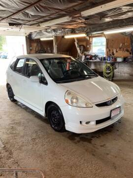 2007 Honda Fit for sale at Lavictoire Auto Sales in West Rutland VT