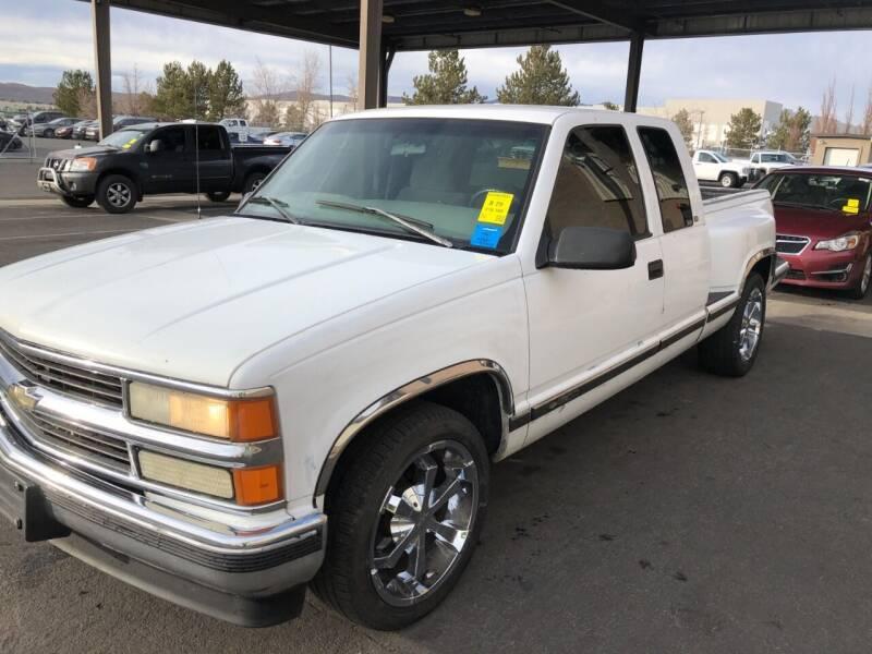 1997 Chevrolet C/K 1500 Series for sale at Auto Bike Sales in Reno NV