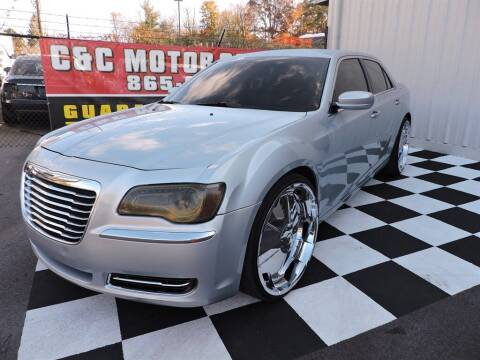 2013 Chrysler 300 for sale at C & C Motor Co. in Knoxville TN