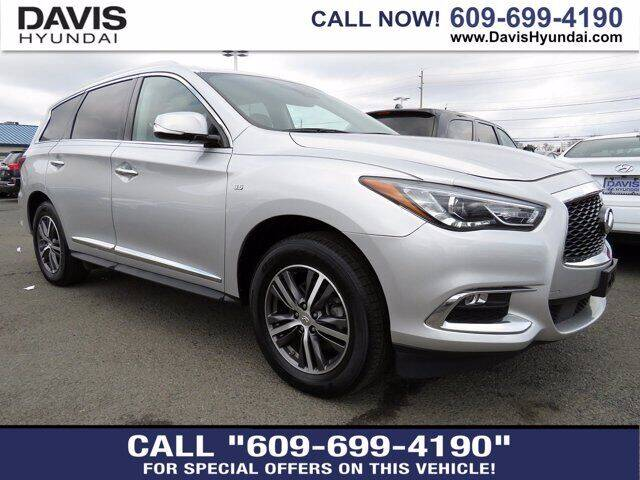 2019 Infiniti QX60 for sale at Davis Hyundai in Ewing NJ