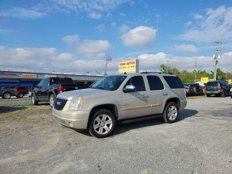 2008 GMC Yukon for sale at TOMI AUTOS, LLC in Panama City FL