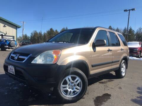 2004 Honda CR-V for sale at Lakes Area Auto Solutions in Baxter MN