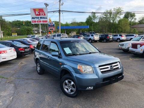 2006 Honda Pilot for sale at KB Auto Mall LLC in Akron OH