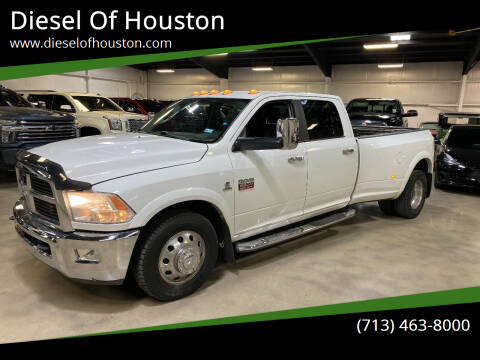 2011 RAM Ram Pickup 3500 for sale at Diesel Of Houston in Houston TX