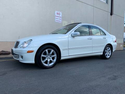 2007 Mercedes-Benz C-Class for sale at International Auto Sales in Hasbrouck Heights NJ