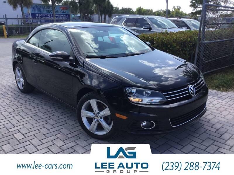 2012 Volkswagen Eos for sale in Fort Myers, FL