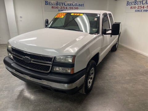 2007 Chevrolet Silverado 1500 Classic for sale at Best Buy Car Co in Independence MO