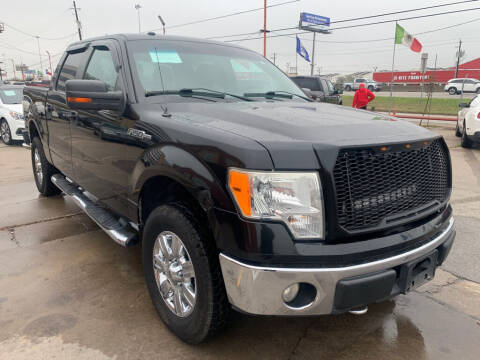 2010 Ford F-150 for sale at JAVY AUTO SALES in Houston TX