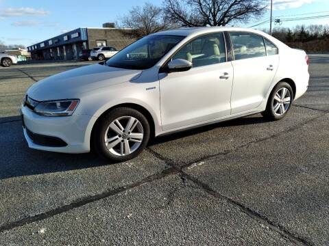 2013 Volkswagen Jetta for sale at Jan Auto Sales LLC in Parsippany NJ