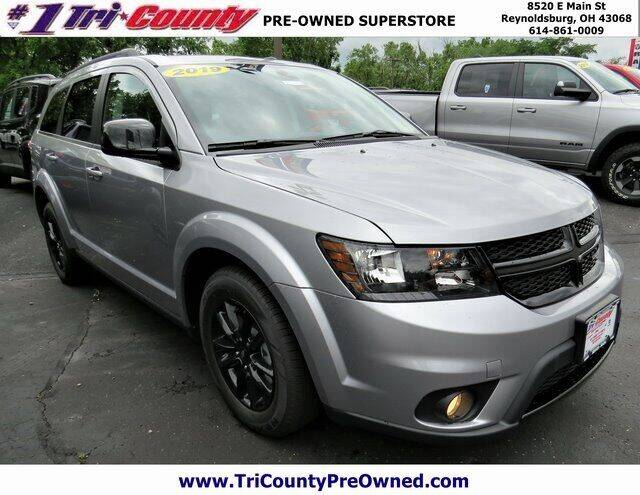 2019 Dodge Journey for sale at Tri-County Pre-Owned Superstore in Reynoldsburg OH