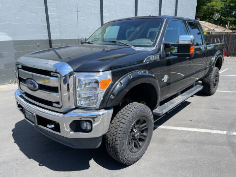 2013 Ford F-350 Super Duty for sale at APX Auto Brokers in Lynnwood WA