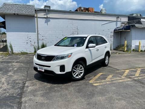 2015 Kia Sorento for sale at Santa Motors Inc in Rochester NY